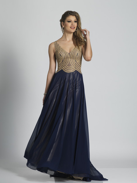 3125 gown from the 2018 Dave & Johnny Special Occasions collection, as seen on dressfinder.ca