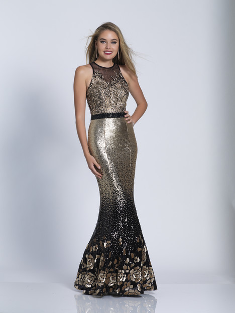 3175 gown from the 2018 Dave & Johnny : Special Occasions collection, as seen on dressfinder.ca