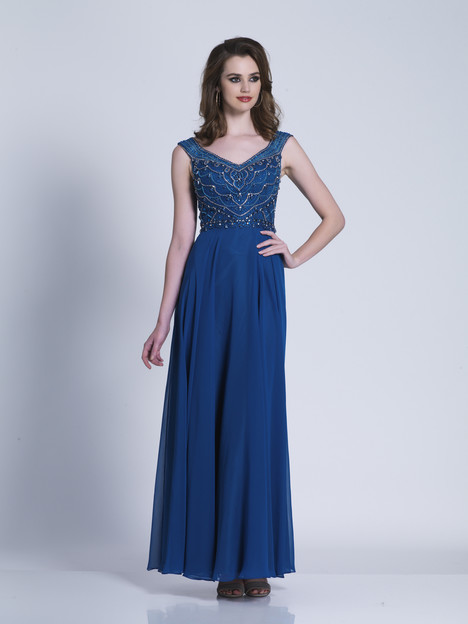 3451 gown from the 2018 Dave & Johnny : Special Occasions collection, as seen on dressfinder.ca