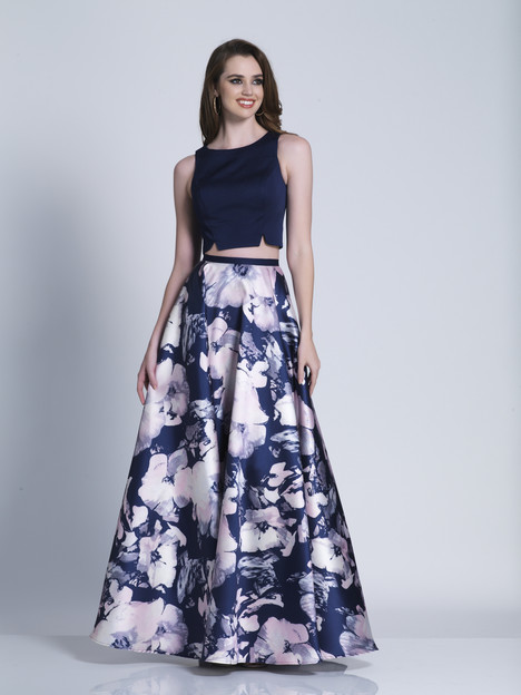 3499 gown from the 2018 Dave & Johnny : Special Occasions collection, as seen on dressfinder.ca