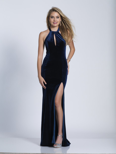 3581 gown from the 2018 Dave & Johnny : Special Occasions collection, as seen on dressfinder.ca