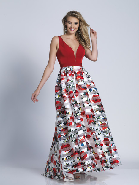 5991 gown from the 2018 Dave & Johnny : Special Occasions collection, as seen on dressfinder.ca