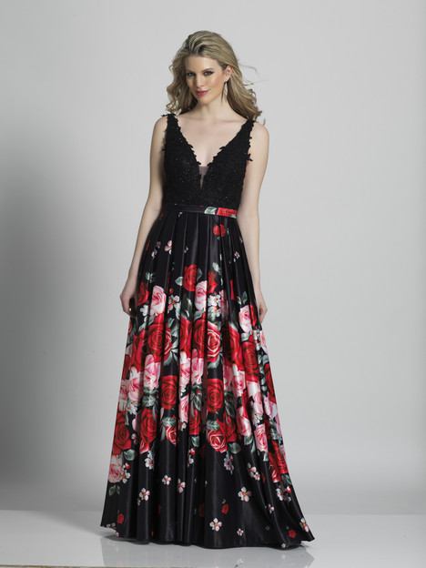 6002 gown from the 2018 Dave & Johnny : Special Occasions collection, as seen on dressfinder.ca