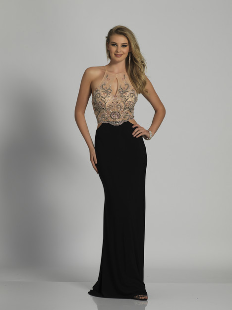6040 gown from the 2018 Dave & Johnny : Special Occasions collection, as seen on dressfinder.ca