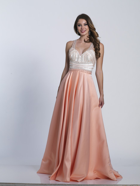 6171 gown from the 2018 Dave & Johnny Special Occasions collection, as seen on dressfinder.ca
