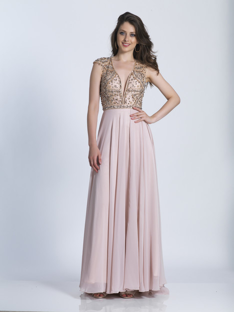 6184 gown from the 2018 Dave & Johnny : Special Occasions collection, as seen on dressfinder.ca