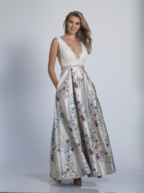 6362 gown from the 2018 Dave & Johnny Special Occasions collection, as seen on dressfinder.ca
