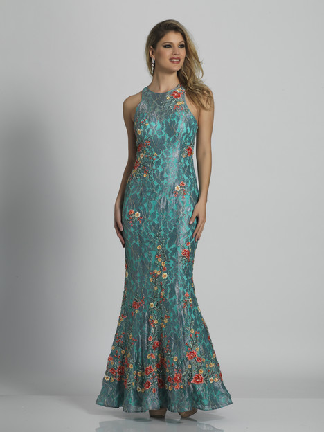 6567 gown from the 2018 Dave & Johnny : Special Occasions collection, as seen on dressfinder.ca
