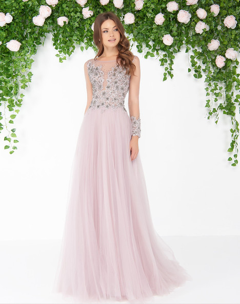 20076D (Dusty Rose) gown from the 2018 Mac Duggal : Couture collection, as seen on dressfinder.ca