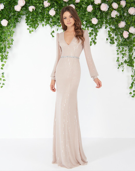 4610D (Stone) gown from the 2018 Mac Duggal : Couture collection, as seen on dressfinder.ca