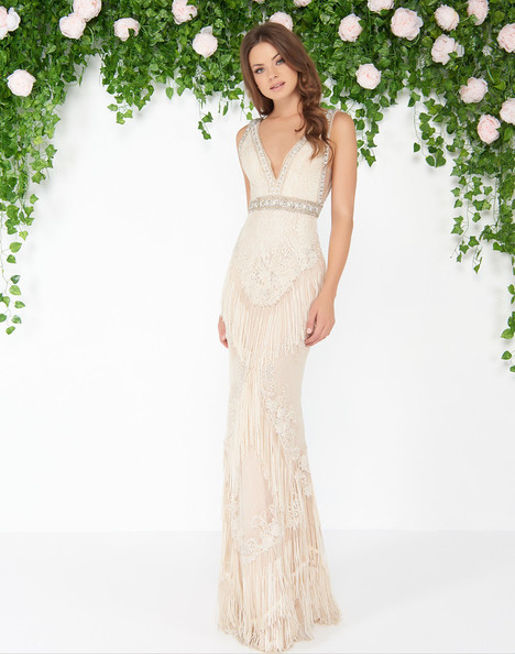 50404D (Ivory Nude) gown from the 2018 Mac Duggal : Couture collection, as seen on dressfinder.ca