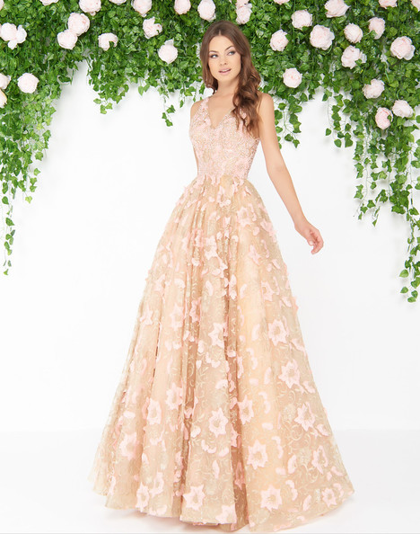 62960D (Rose Gold) gown from the 2018 Mac Duggal : Couture collection, as seen on dressfinder.ca