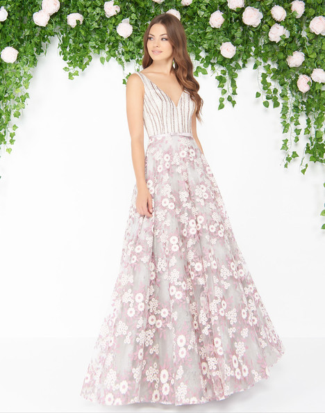 80719D (Vintage Rose) gown from the 2018 Mac Duggal : Couture collection, as seen on dressfinder.ca