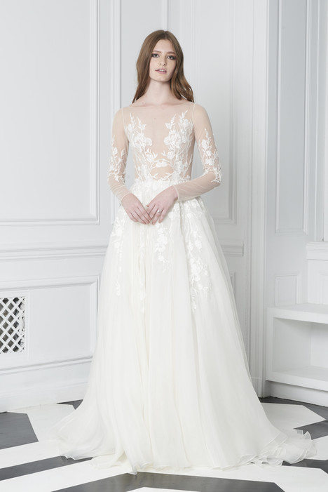 0a05354a340 BL18215 gown from the 2018 Monique Lhuillier  Bliss collection
