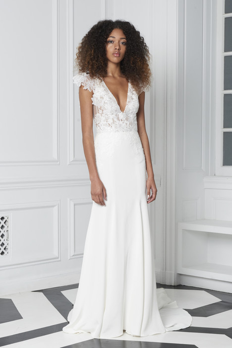 4887fa03422 BL18217 gown from the 2018 Monique Lhuillier  Bliss collection