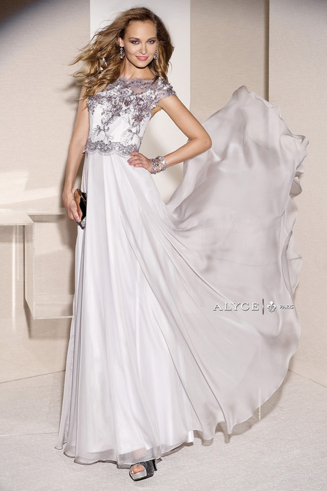 29654 gown from the 2016 Alyce Paris: JDL Collection collection, as seen on dressfinder.ca