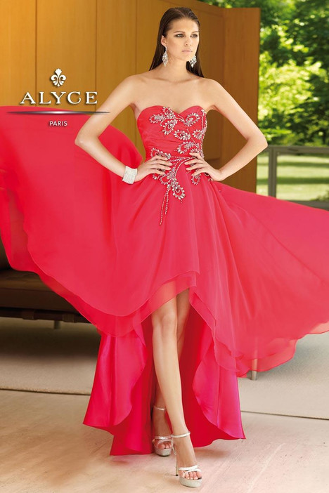 6088 gown from the 2016 Alyce Paris: Semi Formal collection, as seen on dressfinder.ca
