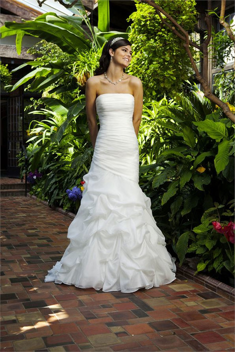 #3742 gown from the 2015 Sincerity collection, as seen on dressfinder.ca