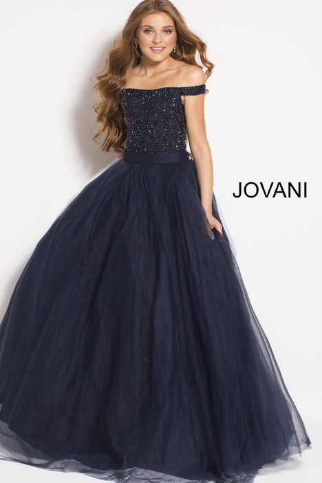 50616 gown from the 2018 Jovani collection, as seen on dressfinder.ca
