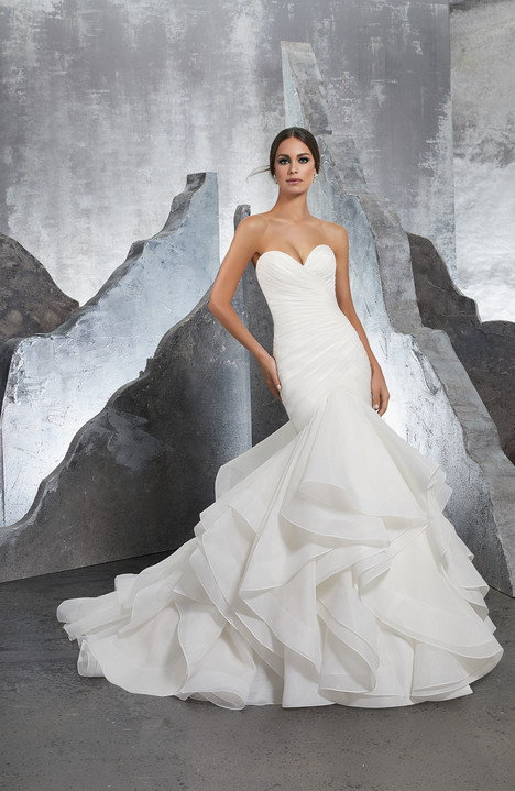 5604 gown from the 2018 Mori Lee: Blu collection, as seen on dressfinder.ca