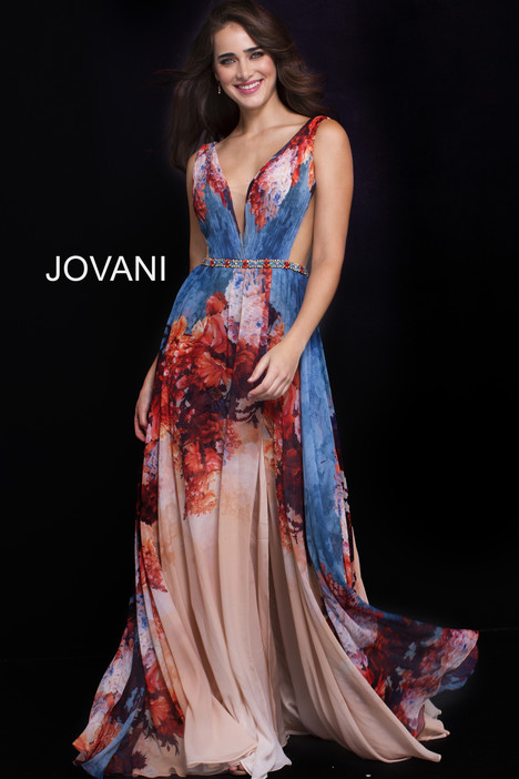59406 gown from the 2018 Jovani collection, as seen on dressfinder.ca