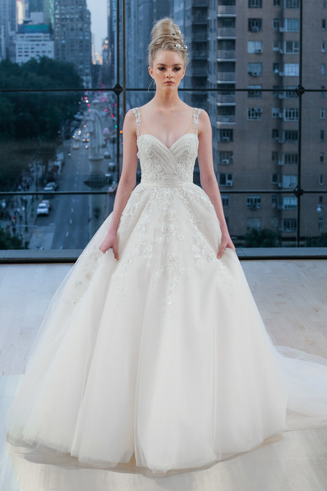 Madison gown from the 2018 Ines Di Santo collection, as seen on dressfinder.ca