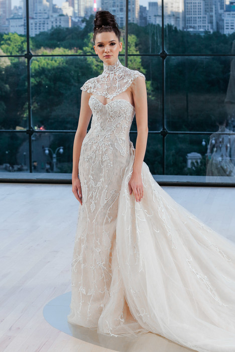 Carnegie gown from the 2018 Ines Di Santo collection, as seen on dressfinder.ca