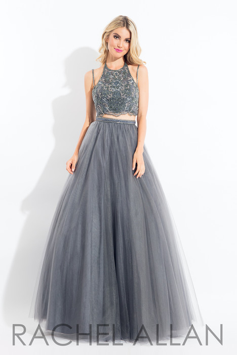6120 (Grey) gown from the 2018 Rachel Allan collection, as seen on dressfinder.ca
