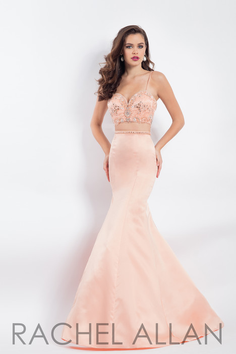 6147 (Rose Gold) gown from the 2018 Rachel Allan collection, as seen on dressfinder.ca