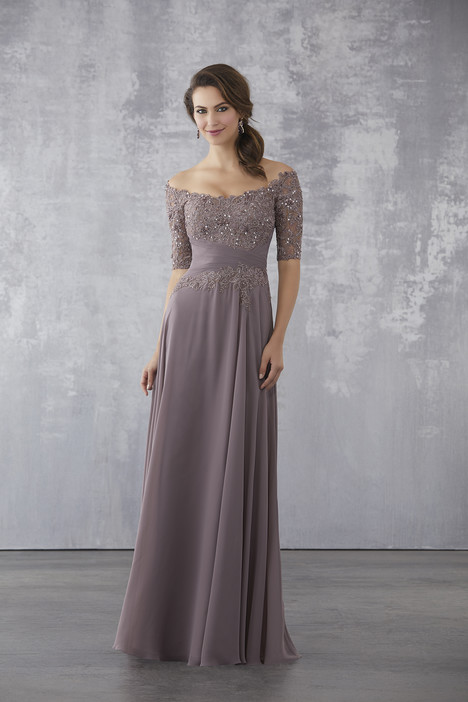 Style 71706, (Dusty Mauve) Mother of the Bride Dress by MGNY