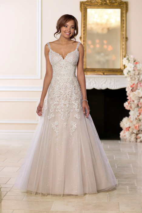 #6612 gown from the 2018 Stella York collection, as seen on dressfinder.ca