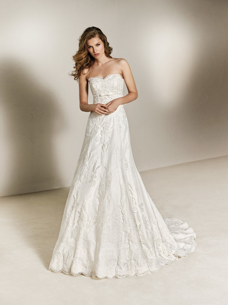 2ac32c142d7 Charlene gown from the 2018 Pronovias One collection