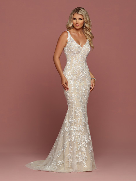 50486 gown from the 2018 DaVinci collection, as seen on dressfinder.ca