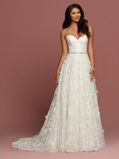 50496 gown from the 2018 DaVinci collection, as seen on dressfinder.ca