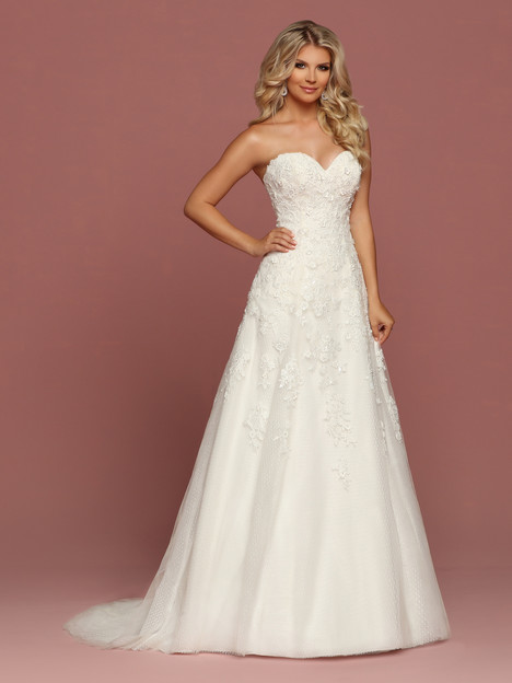 50499 gown from the 2018 DaVinci collection, as seen on dressfinder.ca