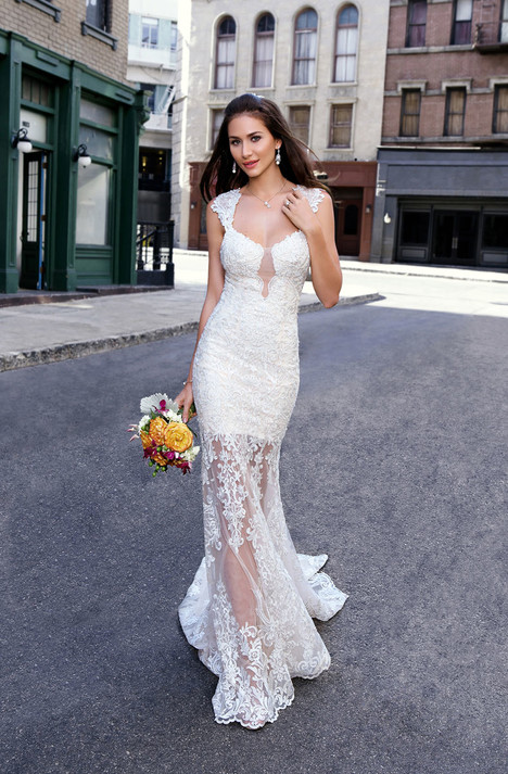 Luna (H1865) gown from the 2018 KittyChen collection, as seen on dressfinder.ca
