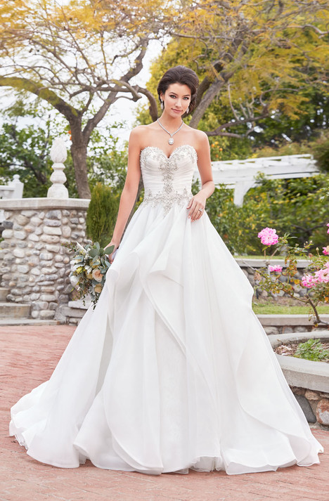 Nina (V1815) gown from the 2018 KittyChen Ivoire collection, as seen on dressfinder.ca