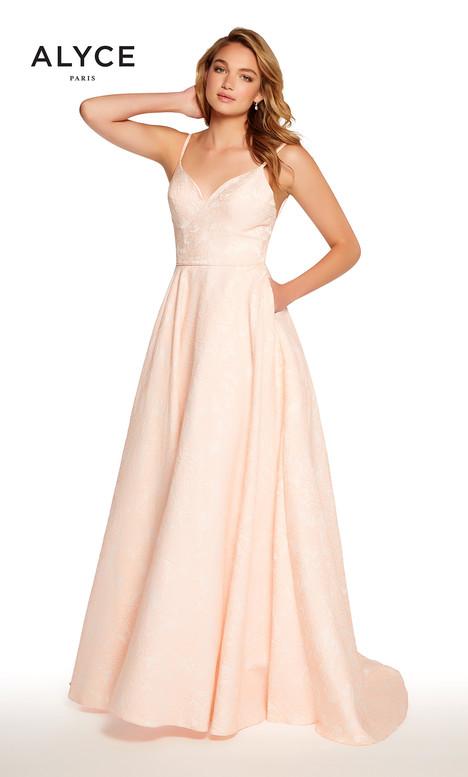Paris Coral Prom Dress