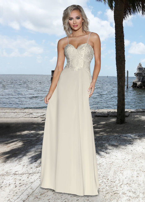 20349 gown from the 2018 Ashley & Justin : Bridesmaids collection, as seen on dressfinder.ca