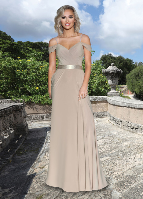 20353 gown from the 2018 Ashley & Justin : Bridesmaids collection, as seen on dressfinder.ca