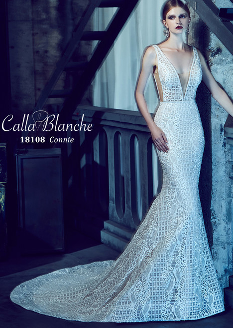 Connie (18108) gown from the 2018 Calla Blanche collection, as seen on dressfinder.ca