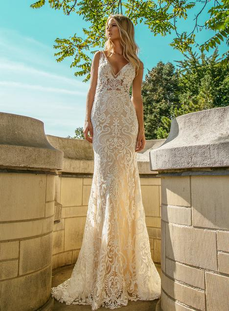 Dani Rose (18107) gown from the 2018 Calla Blanche collection, as seen on dressfinder.ca