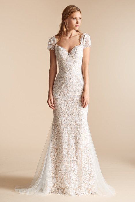 Roselyn (7810) gown from the 2018 Ti Adora by Allison Webb collection, as seen on dressfinder.ca