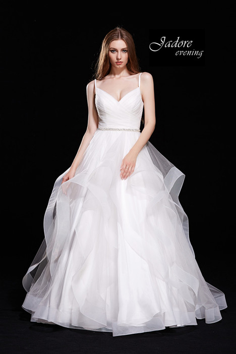 J12008 (Ivory) gown from the 2018 Jadore Evening collection, as seen on dressfinder.ca