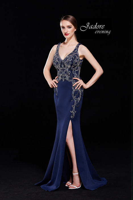 J12010 (Navy) gown from the 2018 Jadore Evening collection, as seen on dressfinder.ca