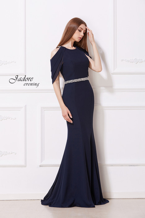 J12019 (Navy) gown from the 2018 Jadore Evening collection, as seen on dressfinder.ca