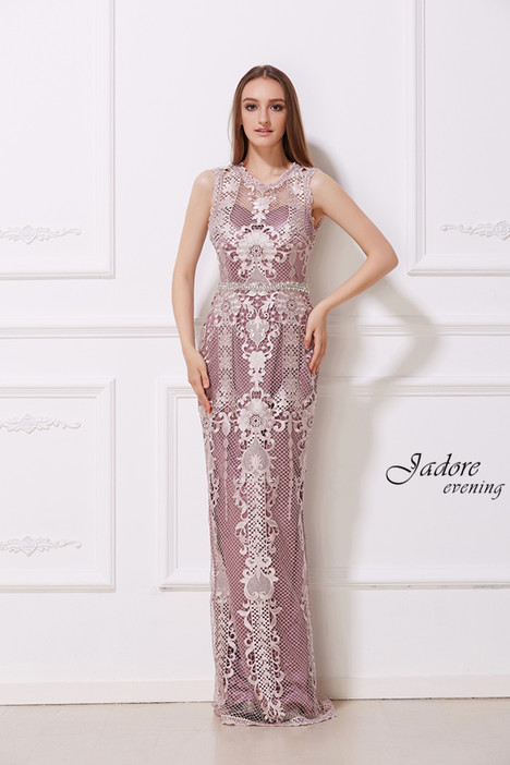J12058 (Tea Rose) gown from the 2018 Jadore Evening collection, as seen on dressfinder.ca