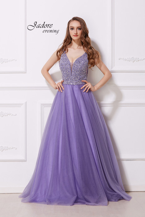 J12066 (Violet) gown from the 2018 Jadore Evening collection, as seen on dressfinder.ca