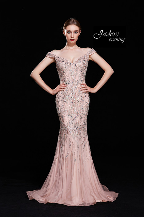 J12068 (Pink) gown from the 2018 Jadore Evening collection, as seen on dressfinder.ca