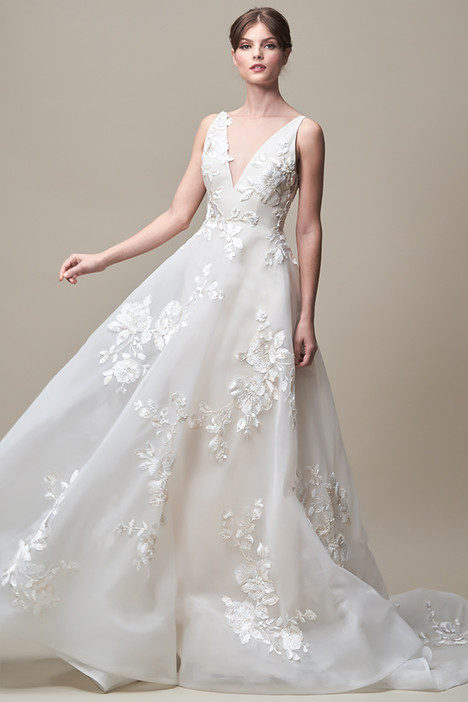 Delightful Jackie Gown From The 2018 Jenny Yoo Collection Collection, As Seen On  Dressfinder.ca